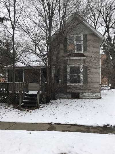 Rockford Single Family Home For Sale: 2515 Knight Avenue