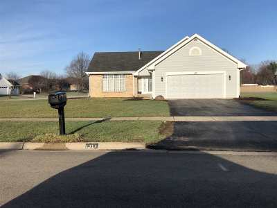 Rockford Single Family Home For Sale: 1311 Butler Road