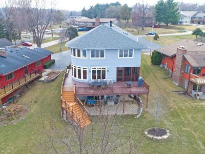 Stephenson County Single Family Home For Sale: 45 Delburne Drive