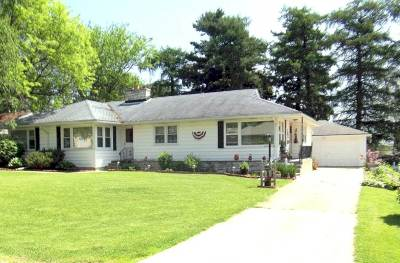Stephenson County Single Family Home For Sale: 1205 S Homestead