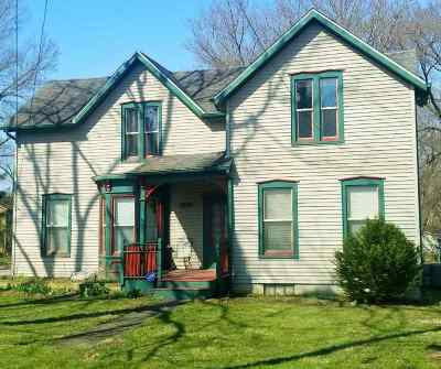 Roscoe Single Family Home For Sale: 10360 Main Street