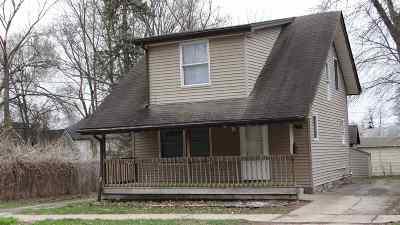 Rockford Single Family Home For Sale: 1616 W Jefferson