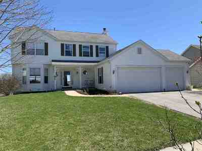 Belvidere Single Family Home For Sale: 500 Bethany Drive