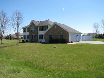 South Beloit Single Family Home For Sale: 6635 Kennsington Drive