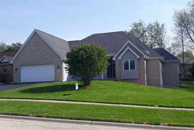 Rockford Single Family Home For Sale: 6432 Spring Hill Close
