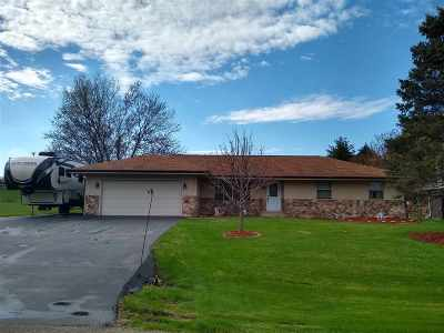 Cherry Valley Single Family Home For Sale: 7274 Wheatland Terrace