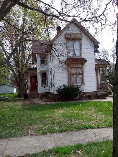 Rockford Multi Family Home For Sale: 1227 Crosby Street