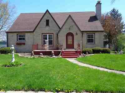 Ogle County Single Family Home For Sale: 1059 Lincoln Highway