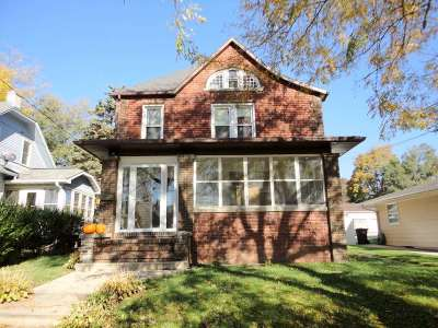 Freeport Single Family Home For Sale: 1218 W Pleasant
