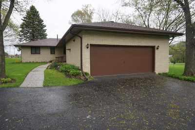 Rockford Single Family Home For Sale: 6875 Newburg Road