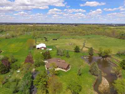 Boone County Single Family Home For Sale: 5074 Shattuck Road