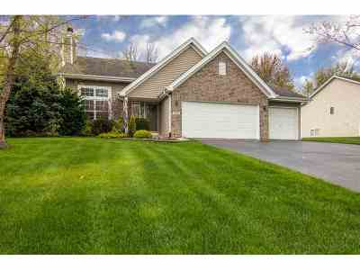 Rockford Single Family Home For Sale: 6749 Hedgewood Road
