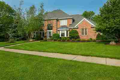 Rockford Single Family Home For Sale: 3744 Hermitage Trail