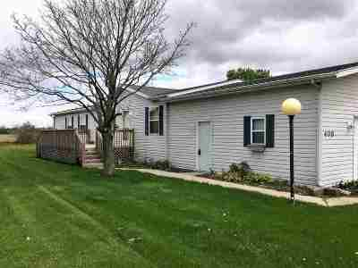 Belvidere Single Family Home For Sale: 408 E Wood Lane