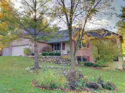 Roscoe Single Family Home For Sale: 7330 Big Stone Circle