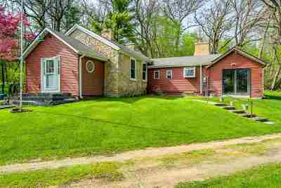 Roscoe Single Family Home For Sale: 8228 Burr Oak Road