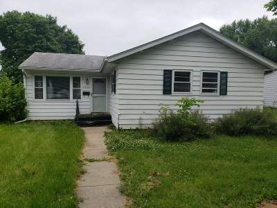 Rockford Single Family Home For Sale: 3304 Constance Drive