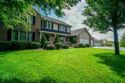 Rockford IL Single Family Home For Sale: $309,900