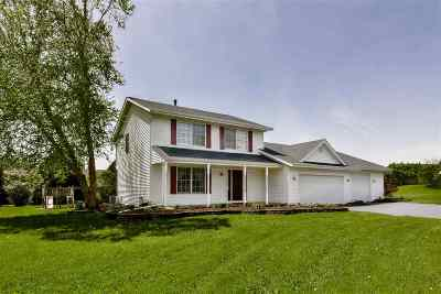 Winnebago County Single Family Home For Sale: 6163 Sulkey Lane