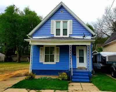 Winnebago County Single Family Home For Sale: 1722 S 6th Street