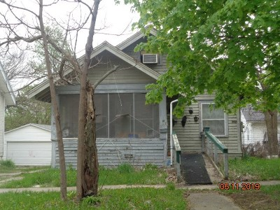 Rockford Single Family Home For Sale: 307 Albert Avenue