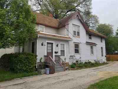 Rockford IL Multi Family Home For Sale: $58,000