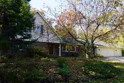 Rockford Single Family Home For Sale: 2554 Tanglewood Lane