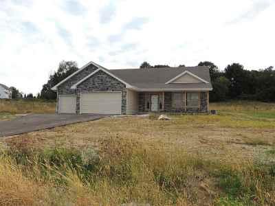 Belvidere Single Family Home For Sale: 10220 Creek Ridge Trail