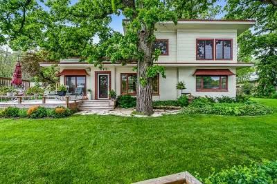 Rockford Single Family Home For Sale: 8239 Beach Drive