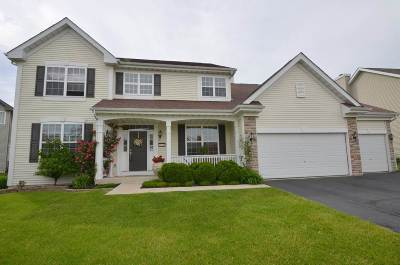 Loves Park Single Family Home For Sale: 12333 Kings Point Drive