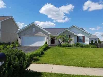 Rockford Single Family Home For Sale: 5572 Stockton Drive