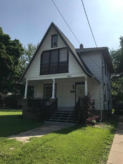 Rockford Single Family Home For Sale: 1031 N Winnebago Street