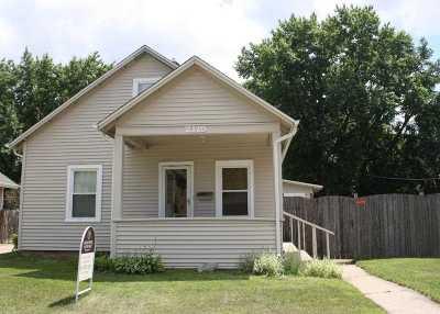 Rockford Single Family Home For Sale: 2115 Douglas Street