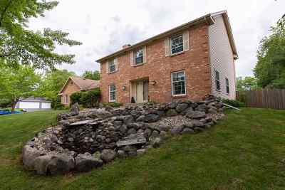 Boone County, Ogle County, Stephenson County, Winnebago County Single Family Home For Sale: 7166 Sentinel Road