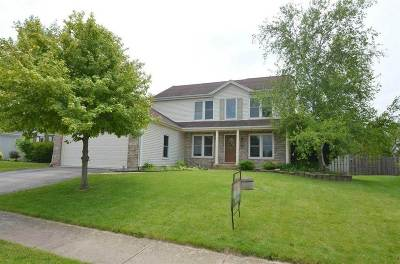 Belvidere Single Family Home For Sale: 1656 Fox Field Drive