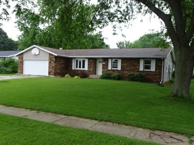 Freeport Single Family Home For Sale: 601 N Greenfield