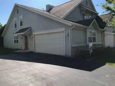 Rockford Condo/Townhouse For Sale: 1107 Shingle Oak Lane