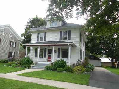 Ogle County Single Family Home For Sale: 404 S 3rd Avenue