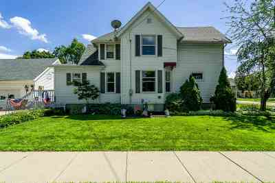 Belvidere Single Family Home For Sale: 1304 Garfield Avenue