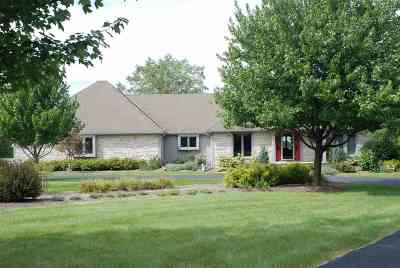 Ogle County Single Family Home For Sale: 5710 S Hickory Road