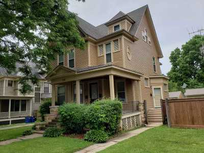 Rockford Multi Family Home For Sale: 1136 N Church Street