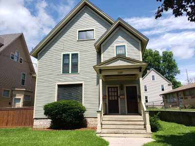 Rockford Multi Family Home For Sale: 1140 N Church Street