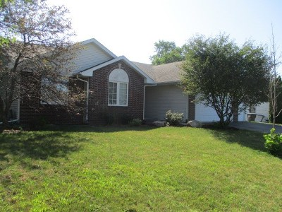 Roscoe Single Family Home For Sale: 10617 Chicory Ridge Way