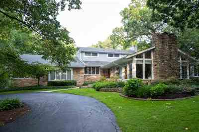 Rockford Single Family Home For Sale: 2515 Cherokee Trail