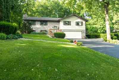 Stephenson County Single Family Home For Sale: 548 Baintree Road