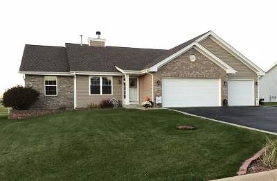 Winnebago Single Family Home For Sale: 12271 Barberry Drive
