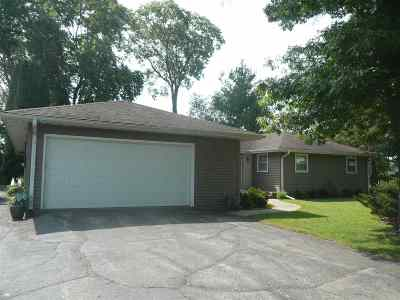 Ogle County Single Family Home For Sale: 6167 N River Drive