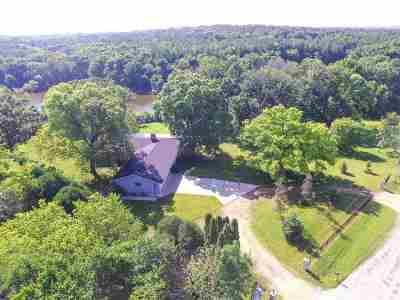 Ogle County Single Family Home For Sale: 47 S Chana Road