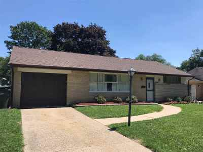 Rockford Single Family Home For Sale: 1415 Cynthia Drive