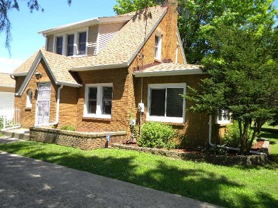 Rockford Single Family Home For Sale: 6450 Old River Road